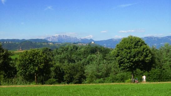 Parco dei Colli Briantei, uno spazio per tutti.