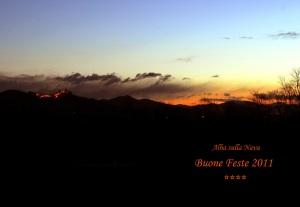 Clicca sull'immagine per visualizzare la cartolina con gli auguri 2012 dalla Valle della Nava!