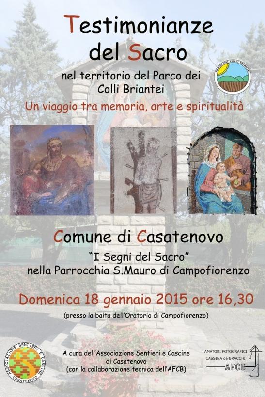 testimonianze sacro Campofiorenzo